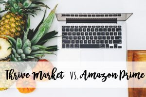 thrive market vs amazon prime