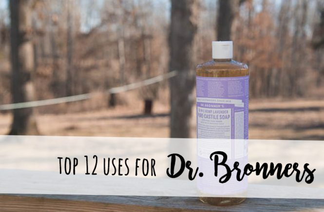 top uses for Dr. Bronners