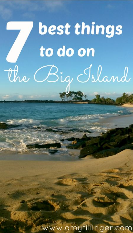 Looking for the best things to do on the Big Island? You're in the right place! If you're planning a Hawaii vacation to the Big Island, start here. #hawaiivacation #bestthingstodoonthebigisland #bigisland #bigislandhawaii #hawaiitravelagent #hawaiitravel