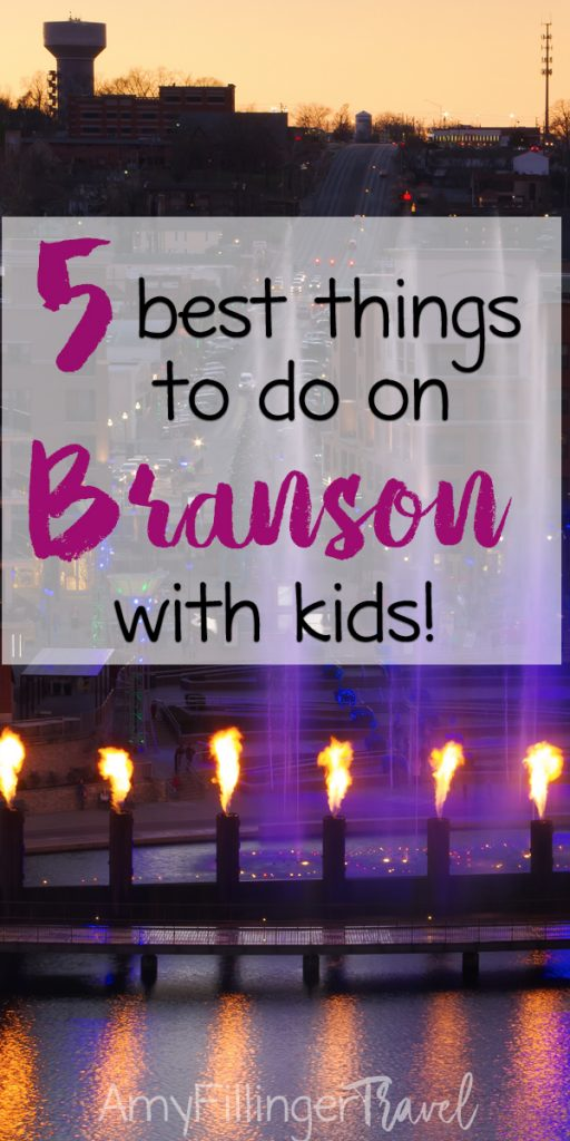 The 7 best things to do in Branson with kids. Are you planning a Branson vacation? You won't want to miss these tips from a Branson local AND travel agent. #bransontravel #bransontravelagent #bransonmo #explorebranson #thingstodoinbranson #bransontravelagent #findatravelagent