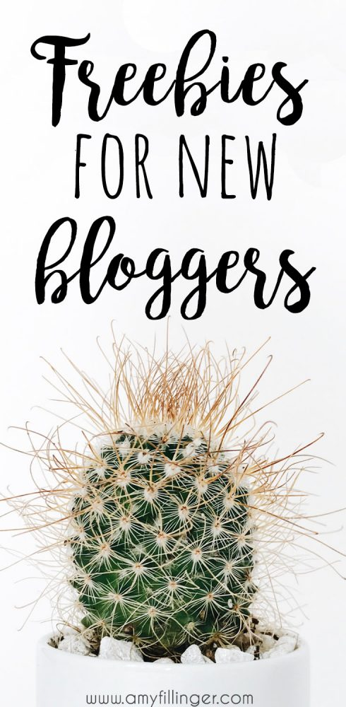 This list is awesome! Starting a blog doesn't have to cost a fortune, there are plenty of freebies for new bloggers out there! If you're just starting a blog, or trying to improve an existing blog, you need to read this.