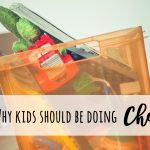 How to get kids to do chores + teaching kids about money