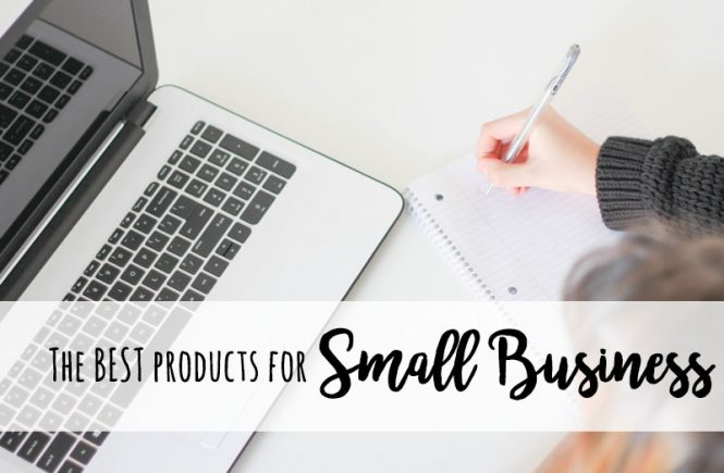 best products for small businesses