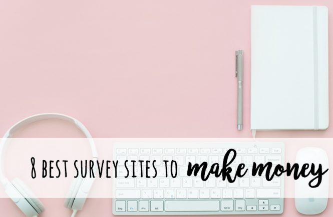 best survey sites to make money