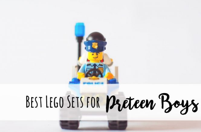 the best lego sets for preteen boys