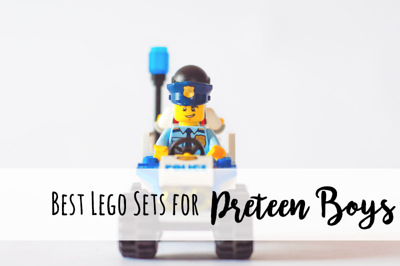 The best LEGO sets for preteen boys | Holiday 2017 Guide