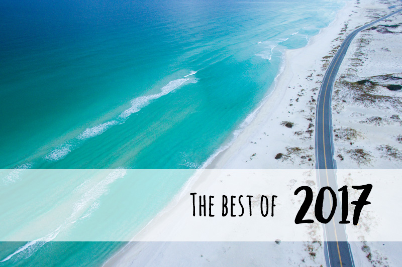 The Best of 2017 | Saving Money | Travel | Working from Home