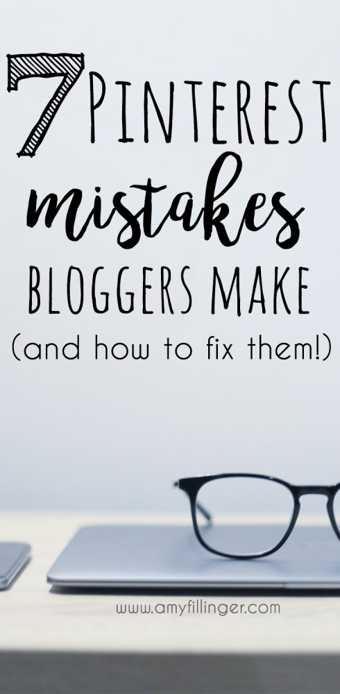 Yes! I needed this to improve my Pinterest strategy. Here are 7 mistakes bloggers make and how to fix them. Struggling with how to use Pinterest for business? Check this out!! #pinteresttips #bloggingtips #bloggingadvice #pinterestmistakes #bloggers #pinterestforbloggers