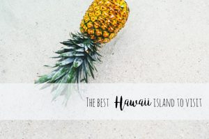 the best Hawaii island to visit