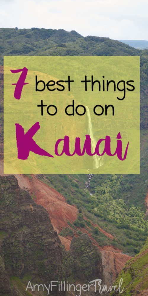 This is what I was looking for! It would be impossible to list off of the amazing things to do on Kauai, but these are some of my top tops! The 7 best things to do in Kauai. #hawaiitravelagent #hawaiivacation #kauaitravel #thingstodoonkauai #thingstodoinkauai #kauaivacation #travelagent #kauaitravelagent #kauaihawaii