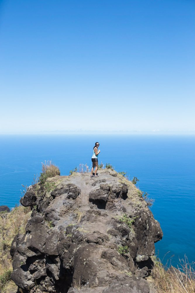 best things to do in Kauai awawawapuhi trail