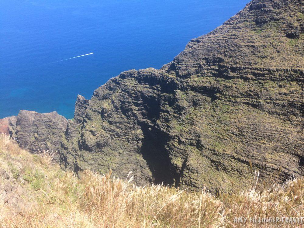 Na Pali Falls best things to do in Kauai