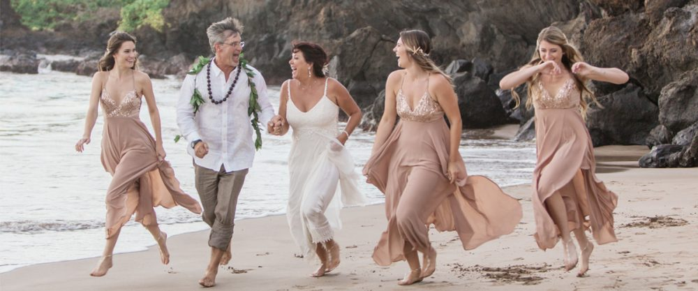 Travel agent for Hawaii weddings