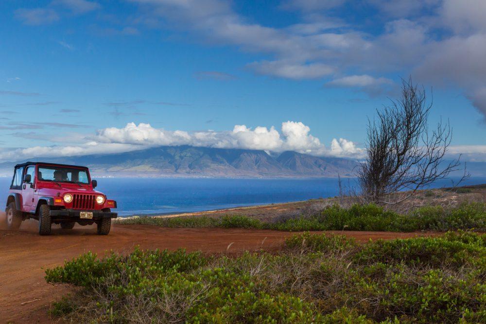 rental cars in Hawaii