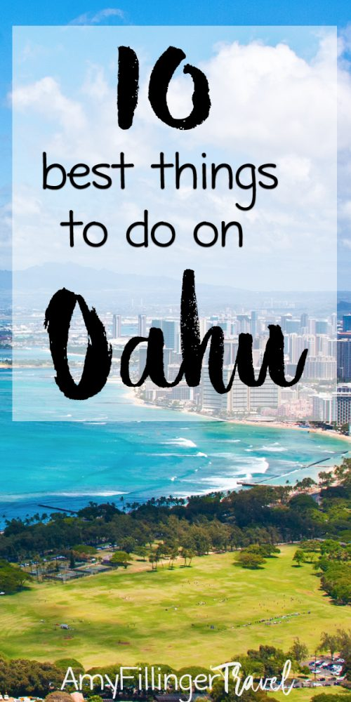The 10 best things to do in Oahu. Planning a Hawaii vacation? If you're heading to Oahu, check out the 10 best things to do on Oahu. #oahuhawaii #waikiki #thingstodoinwaikiki #thingstodoinhonolulu #thingstodoinhawaii #hawaiitravelagent