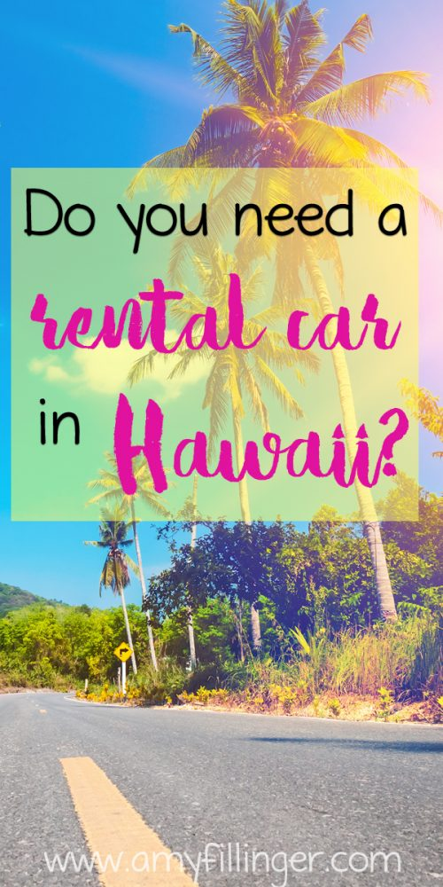 THIS is what I was looking for! Do you need a rental car in Hawaii? Well, that depends on where you're staying and what you want to do. Check out these Hawaii travel tips from a Hawaii travel agent to make sure Hawaii dream vacation a reality. #hawaiitravelagent #hawaiirentalcars #hawaiivacation #travelagenttips #hawaiitraveltips #hawaiitravel #travelideas