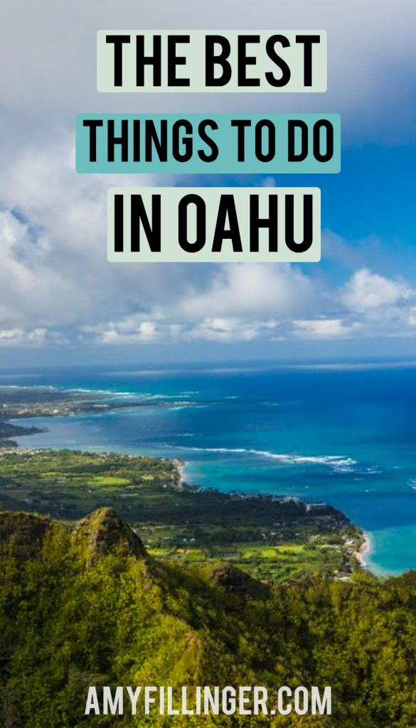 the best things to do in Oahu from the North Shore to Waikiki