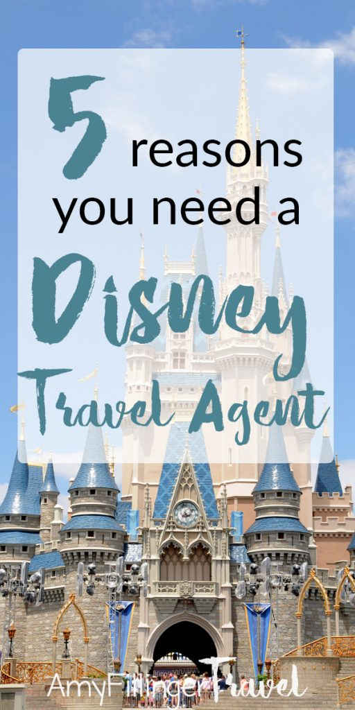Planning a Disney vacation can be OVERWHELMING. There is so much to figure out and it can take so much time. Here are 5 reasons why you need a Disney Travel Agent! A Certified Disney Specialist can help you plan an epic Disney vacation while saving you so much time, money, and hassle! #disneytravelagent #disneyvacation #travelagent #floridatravelagent #disneytravel #disneyvacationghelp #findatravelagent #disneytravelspecialist