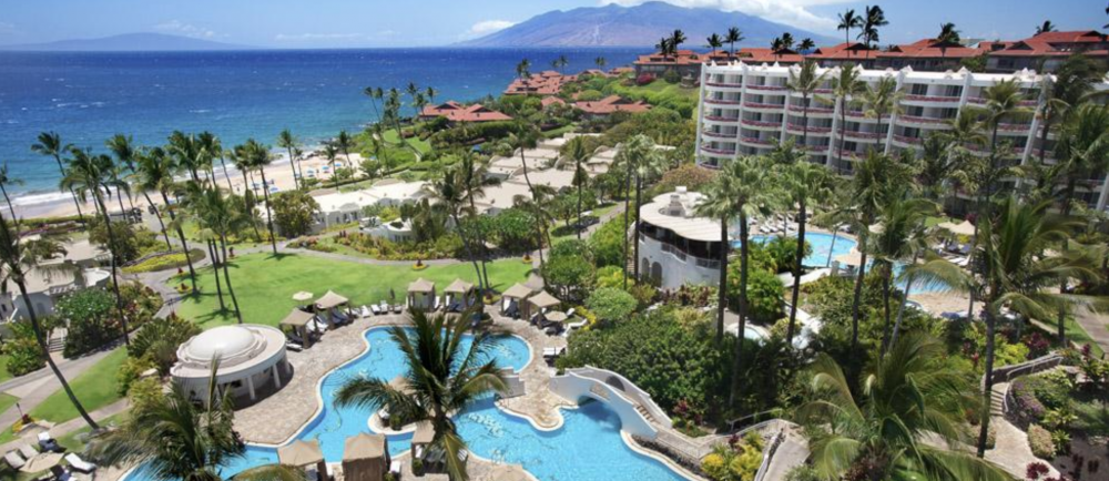 best resorts in Maui
