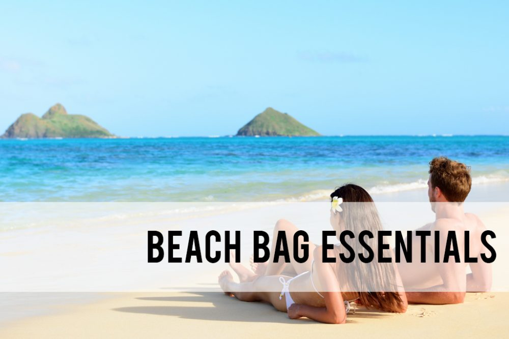15 beach bag essentials