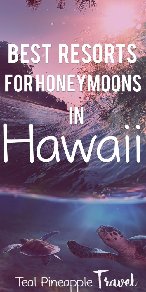 This is what I was looking for! The best resorts for honeymoons in Hawaii. If you're going to Hawaii on a honeymoon, you know there are lots of resorts to choose from! Use this list from a Hawaii Travel Agent to help you choose the perfect Hawaii honeymoon resort. #hawaiihoneymoon #hawaiiresorts #hawaiihoneymoonresort #hawaiitravelagent #mauitravelagent #mauihoneymoon #mauiresorts #luxuryresortshawaii #luxurytravelagent