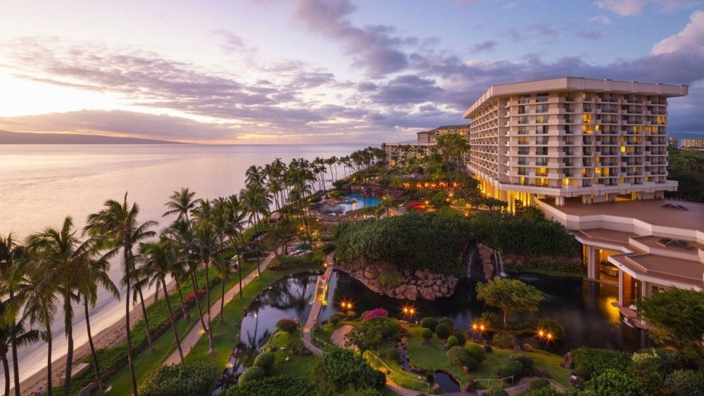 best resorts on Maui