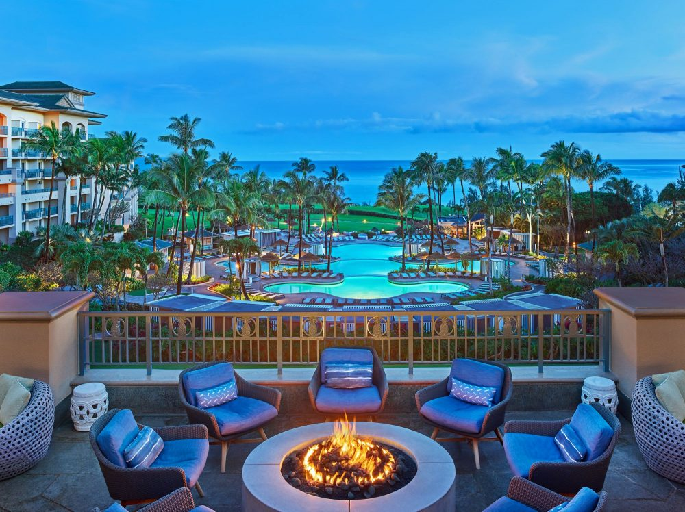 Ritz Carlton Maui | best resorts on Maui
