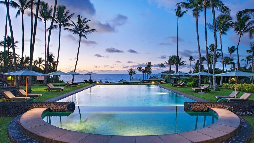 best Hawaii resort for honeymoons