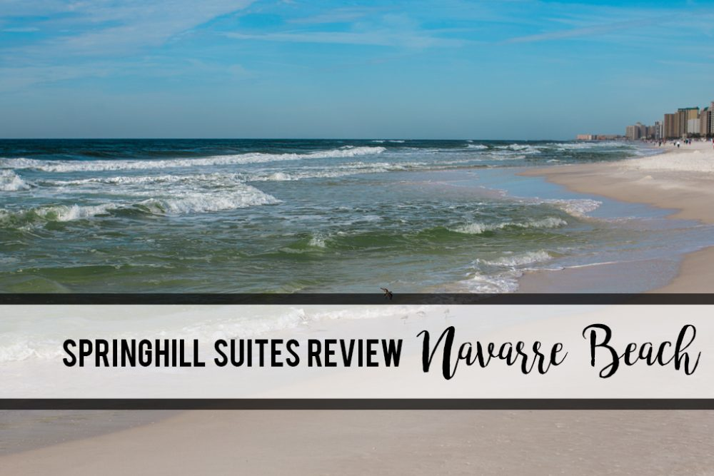 SpringHill Suites by Marriott Navarre Beach review