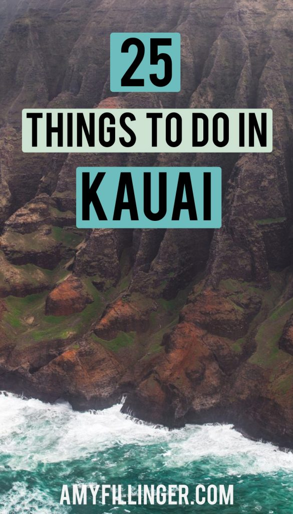 things to do on Kauai
