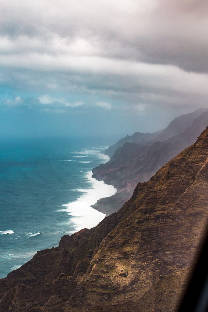 Hawaii helicopter tour