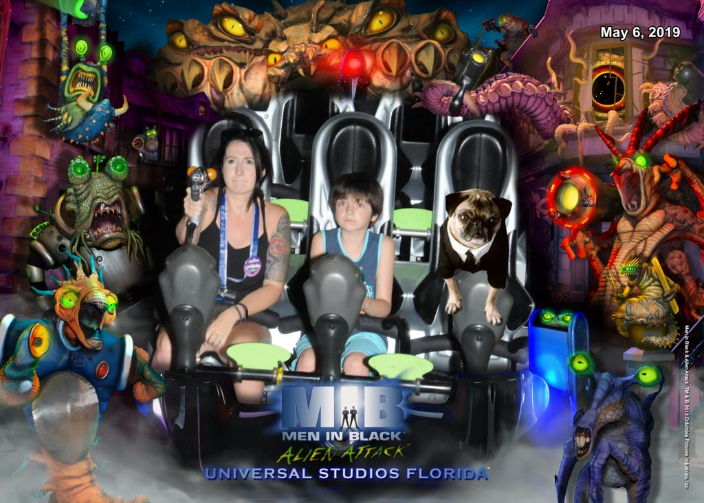 best rides at Universal Studios