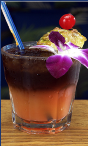 Kona Inn Mai Tai | best happy hours in Kona