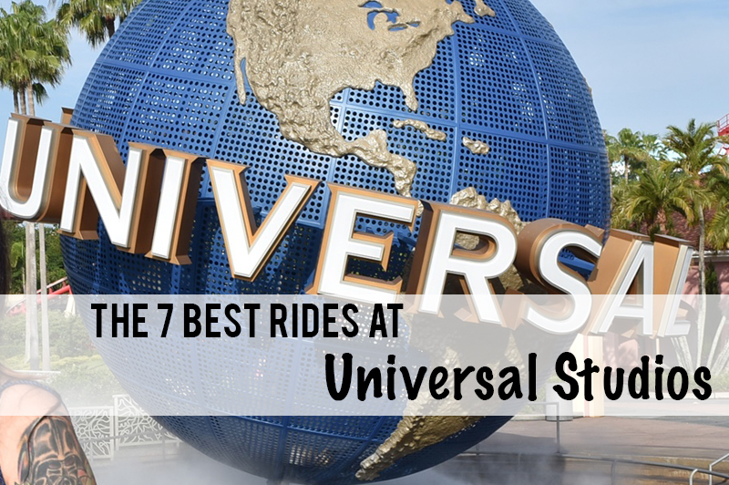7 best rides at Universal Studios