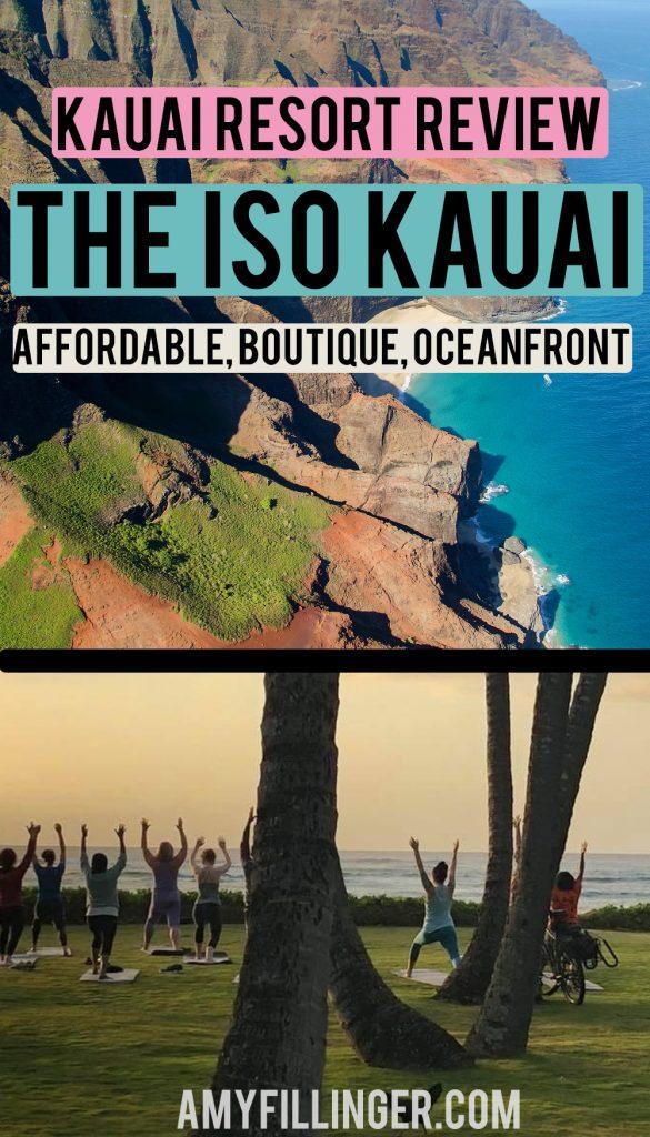 ISO Kauai review