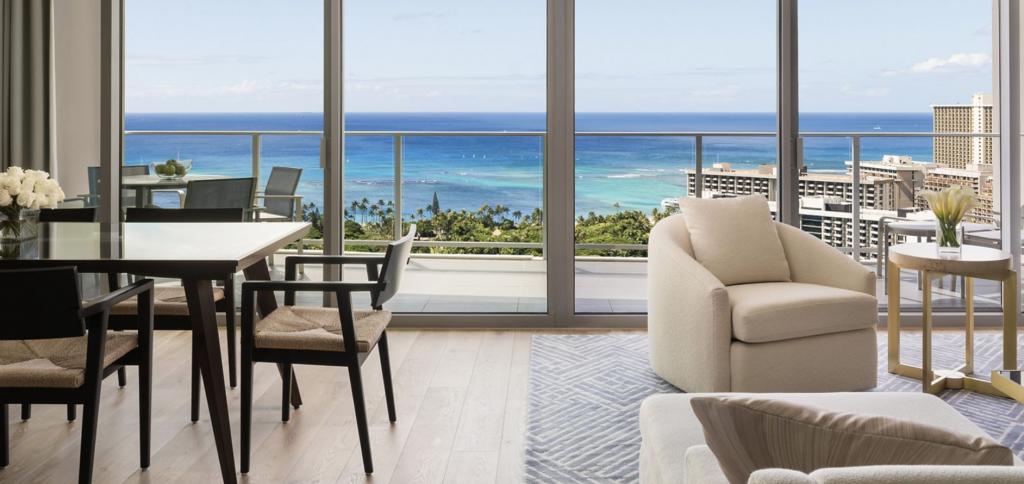 best luxury resorts Waikiki | Ritz-Carlton Residences