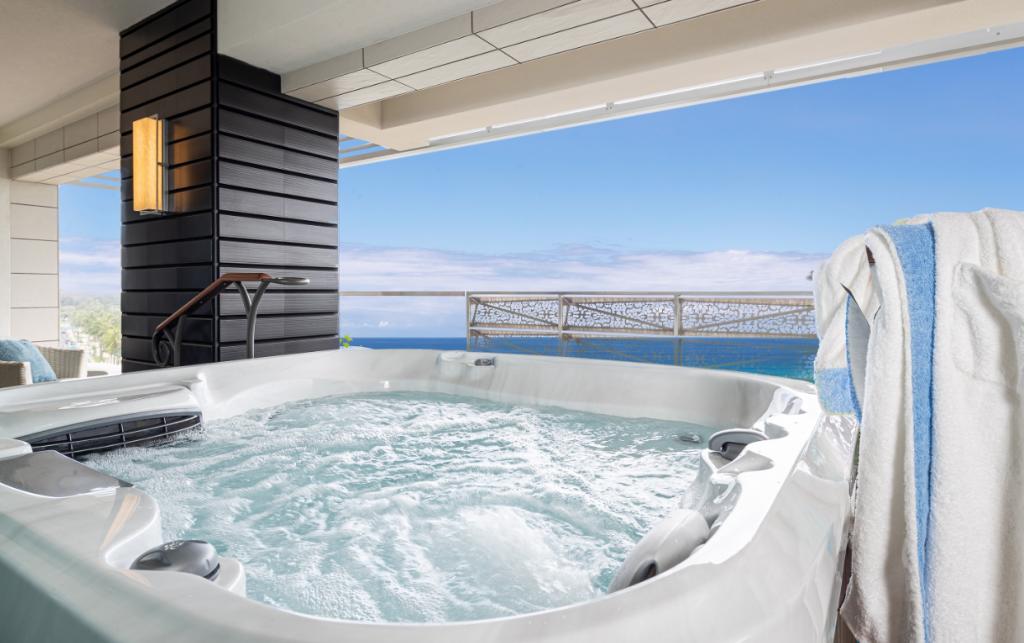 luxury hotels Waikiki ESPACIO