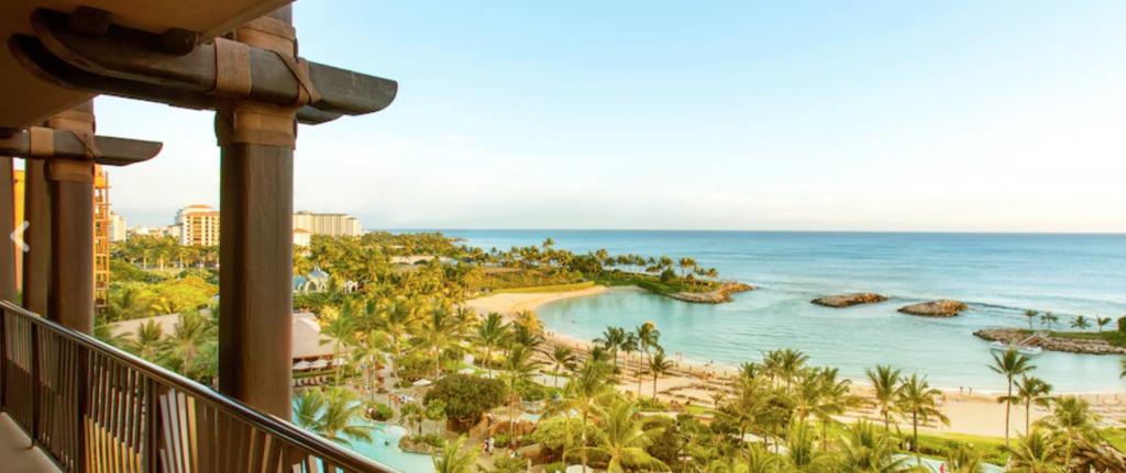 best luxury resorts Oahu