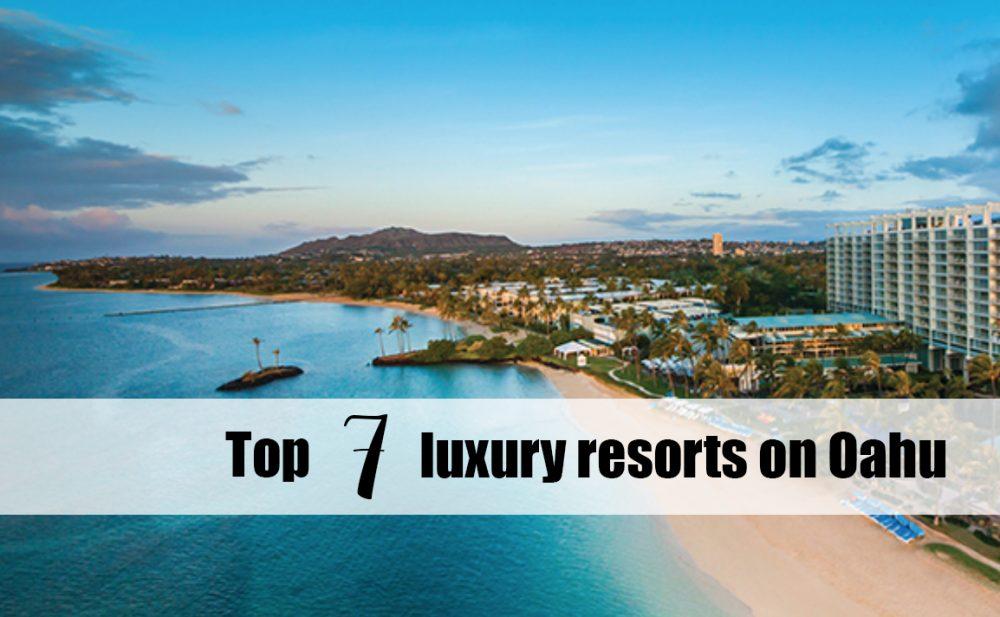 luxury resorts on Oahu