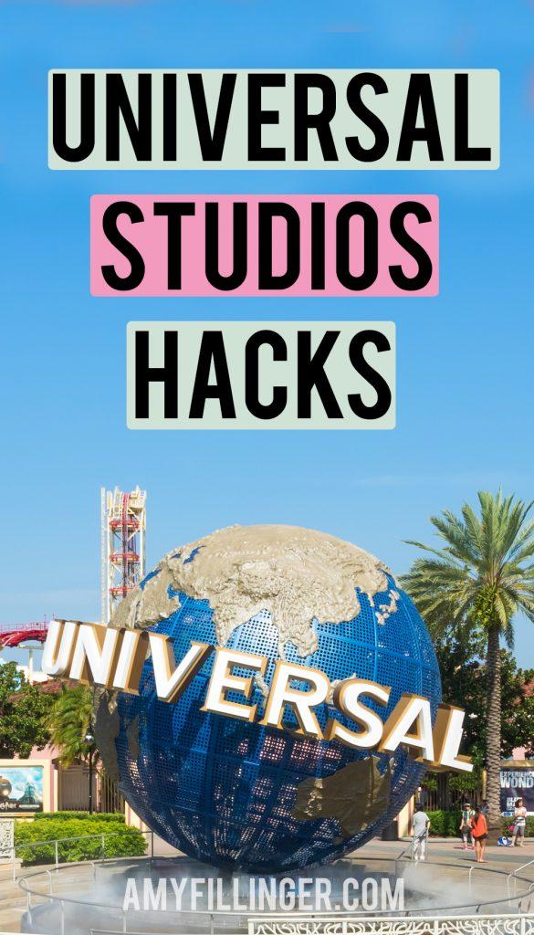 Universal Orlando hacks