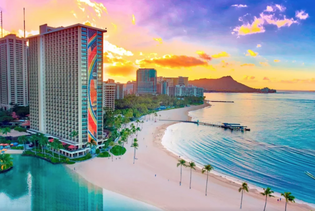 the best places to stay in Waikiki