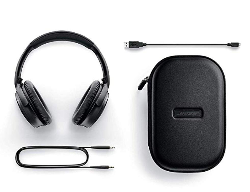 Bose QuietComfort 35 II Headphones Review, the best headphones for travel?