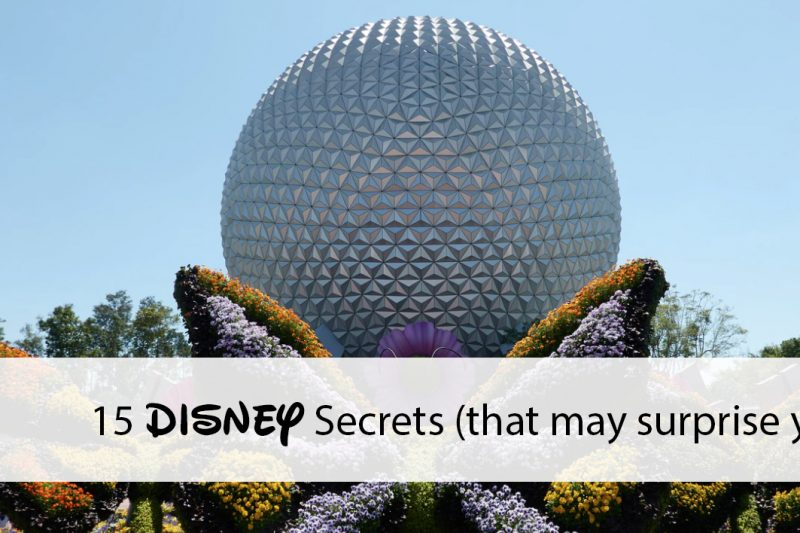 Disney secrets that may surprise you
