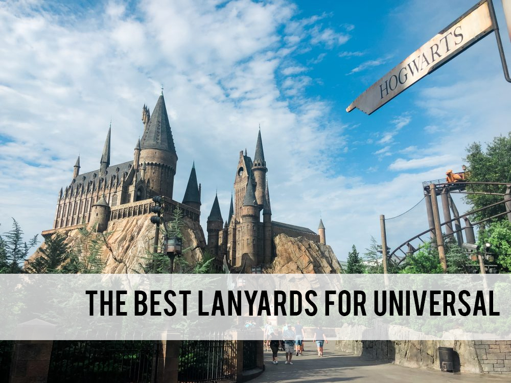 the best lanyards for Universal