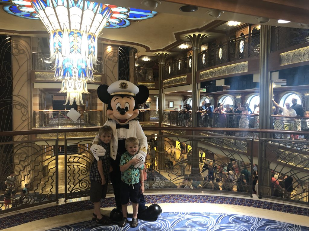 Disney family cruise