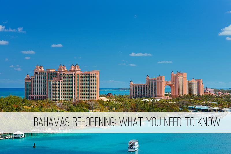 Bahamas reopening