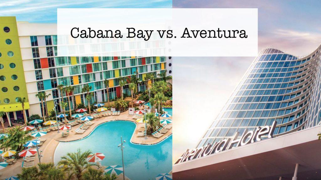 Cabana Bay vs. Aventura