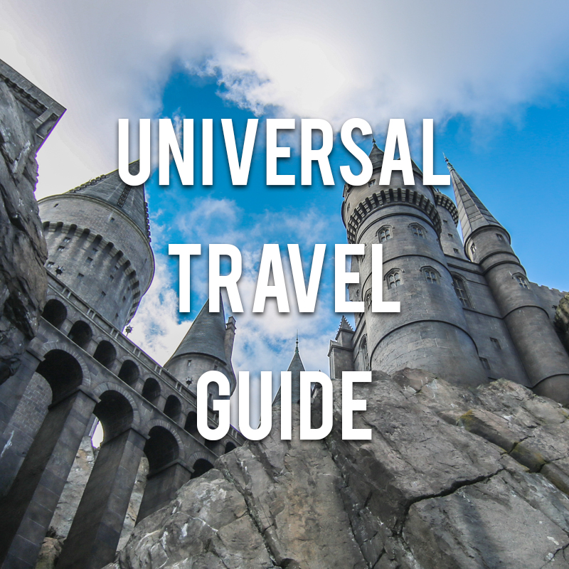 Universal travel guide