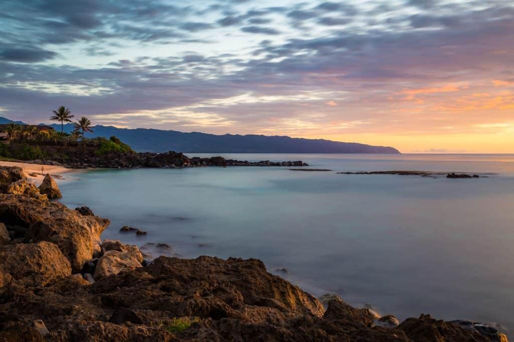 Haleiwa sunset the best Hawaii sunset locations