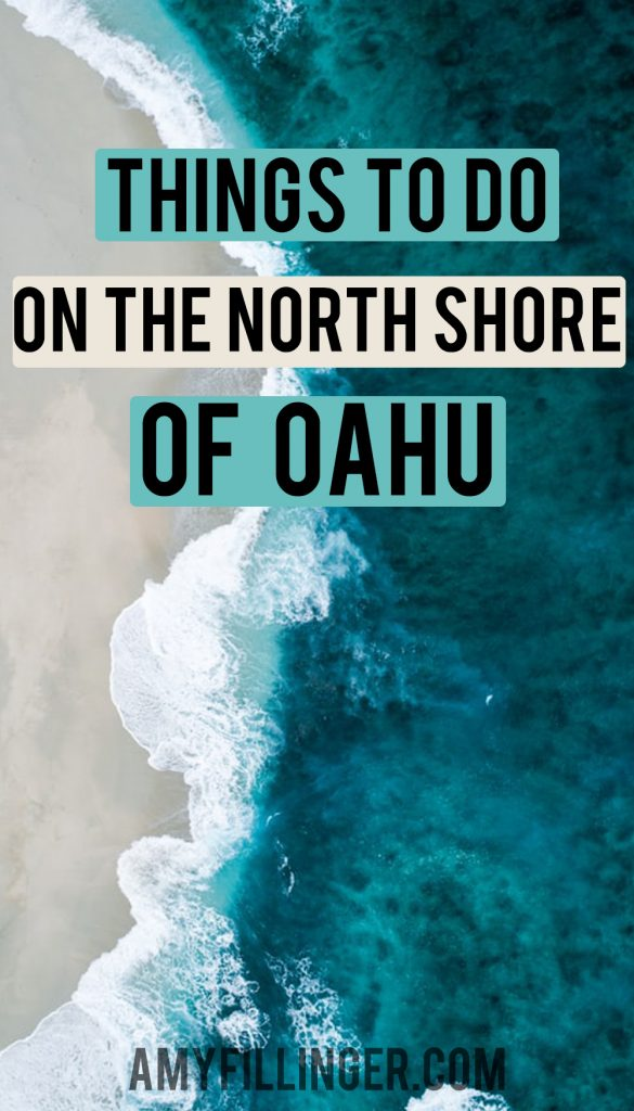things to do on the North Shore of Oahu